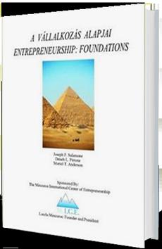 A vállalkozás alapjai - Entrepreneurship: Foundations